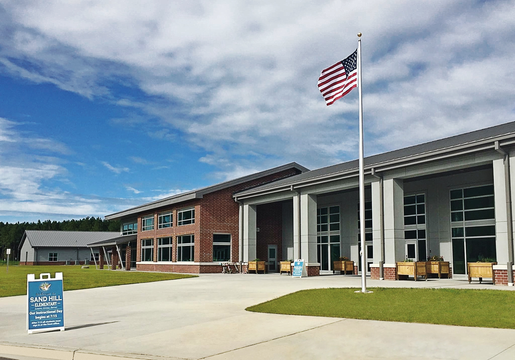 Sand Hill Elementary a Top Summerville School in Dorchester District 2