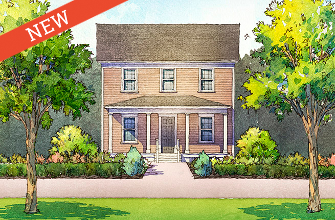 Aspen Floor Plan - New Homes for Sale in Summerville, SC