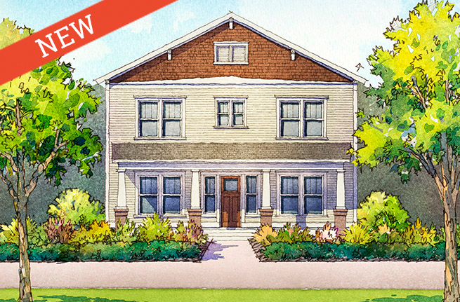 Del Mar Floor Plan - New Homes for Sale in Summerville, SC 1