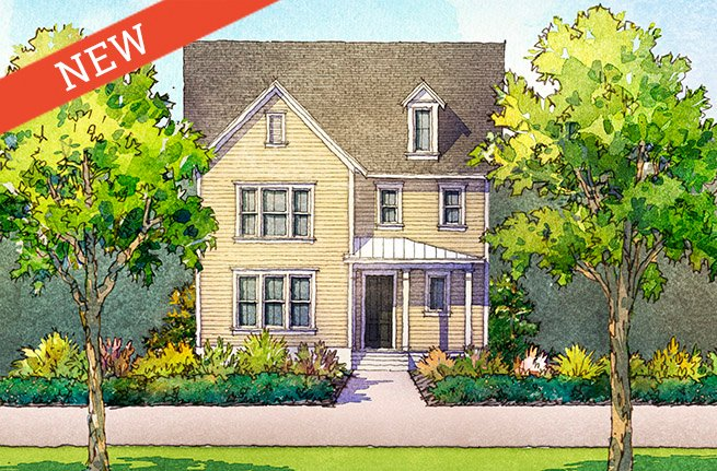 Golden Bell Floor Plan - New Homes for Sale in Summerville, SC 1