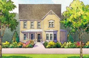 112 Dark Hollow Way | Keeneland Plan by Dan Ryan Builders, New Homes in Summerville