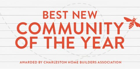Charleston's Best New Community!