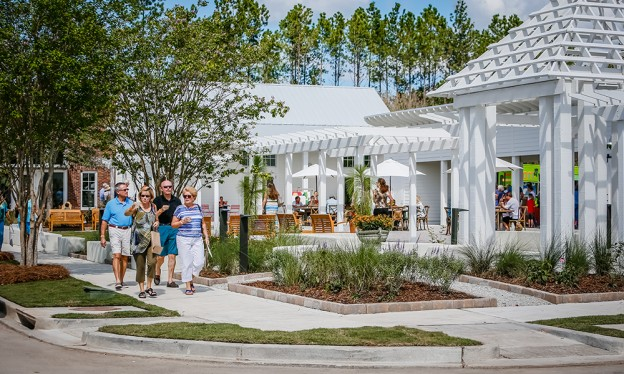 Community in Summerville, Grand Opening at Summers Corner, Model homes, New homes in Summerville