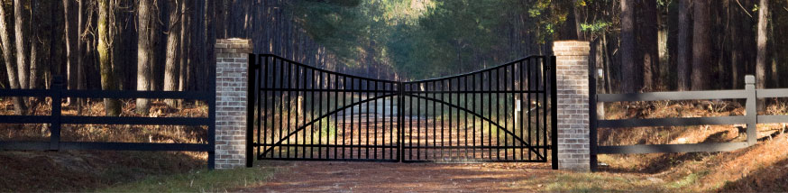 Summerville SC Community Gate