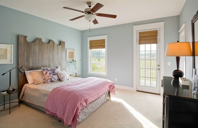 Firethorn Plan a Sabal Homes Kids Bedroom View near Charleston, SC