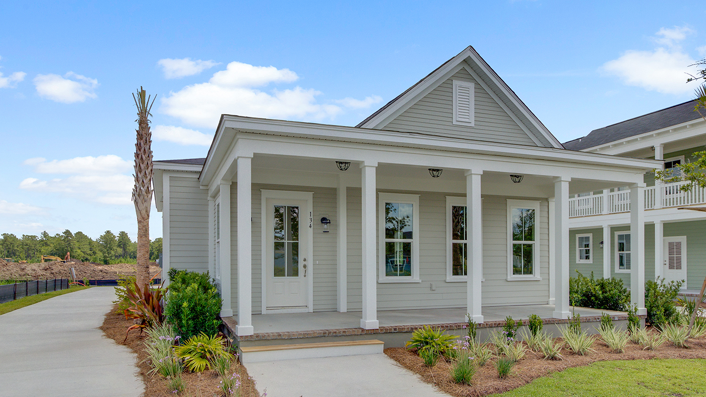 Sassafras Plan by Stanley Martin Homes, New Homes in South Carolina