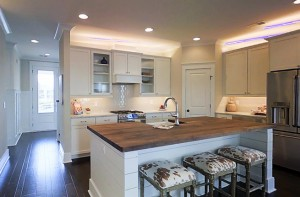 Camelia Plan a Sabal Homes Kitchen View in Summerville, SC