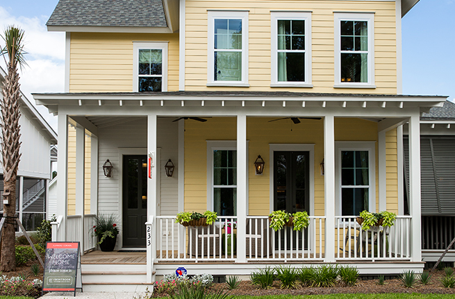 Azalea Plan a FrontDoor Communities Front Door View in Summerville, SC