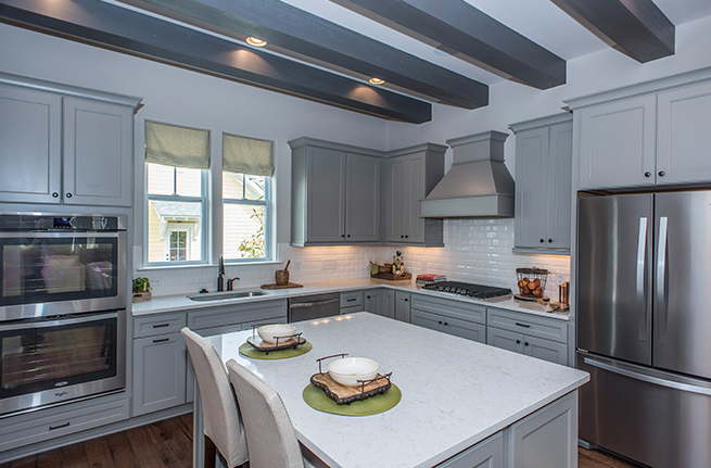 Azalea Plan a FrontDoor Communities Kitchen View in Summerville, SC