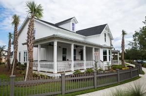 Camelia Plan a Sabal Homes Neighborhood View in Summerville, SC