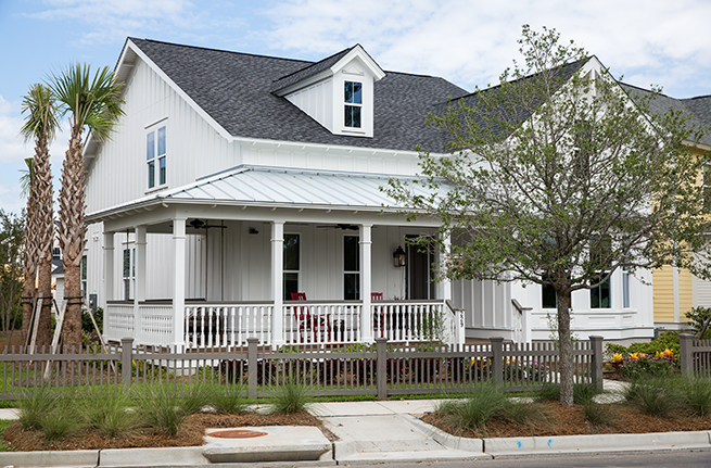 Camelia Plan a Sabal Homes Outside View in Summerville, SC