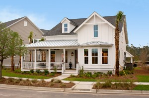 Camelia Plan a Sabal Homes Street View in Summerville, SC