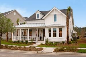 Camelia Plan a Sabal Homes Street View in Summerville, SC