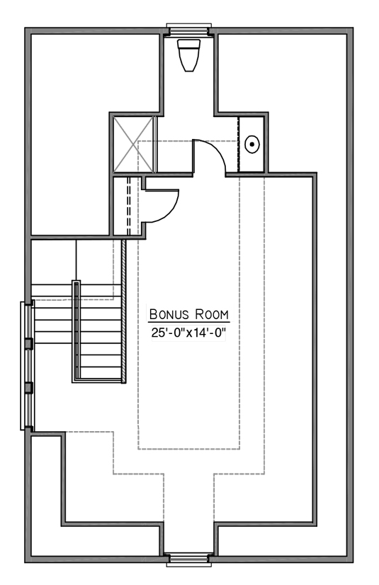 Magnolia Plan a FrontDoor Communities Options Floor Plan near Charleston, SC
