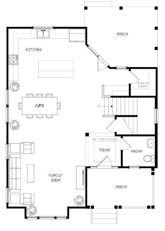 Charleston sc homes for sale juniper plan summers corner for Juniper floor plan