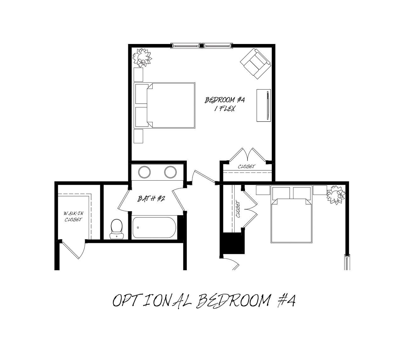 Camelia Plan a Sabal Homes Options Plan in Summerville, SC
