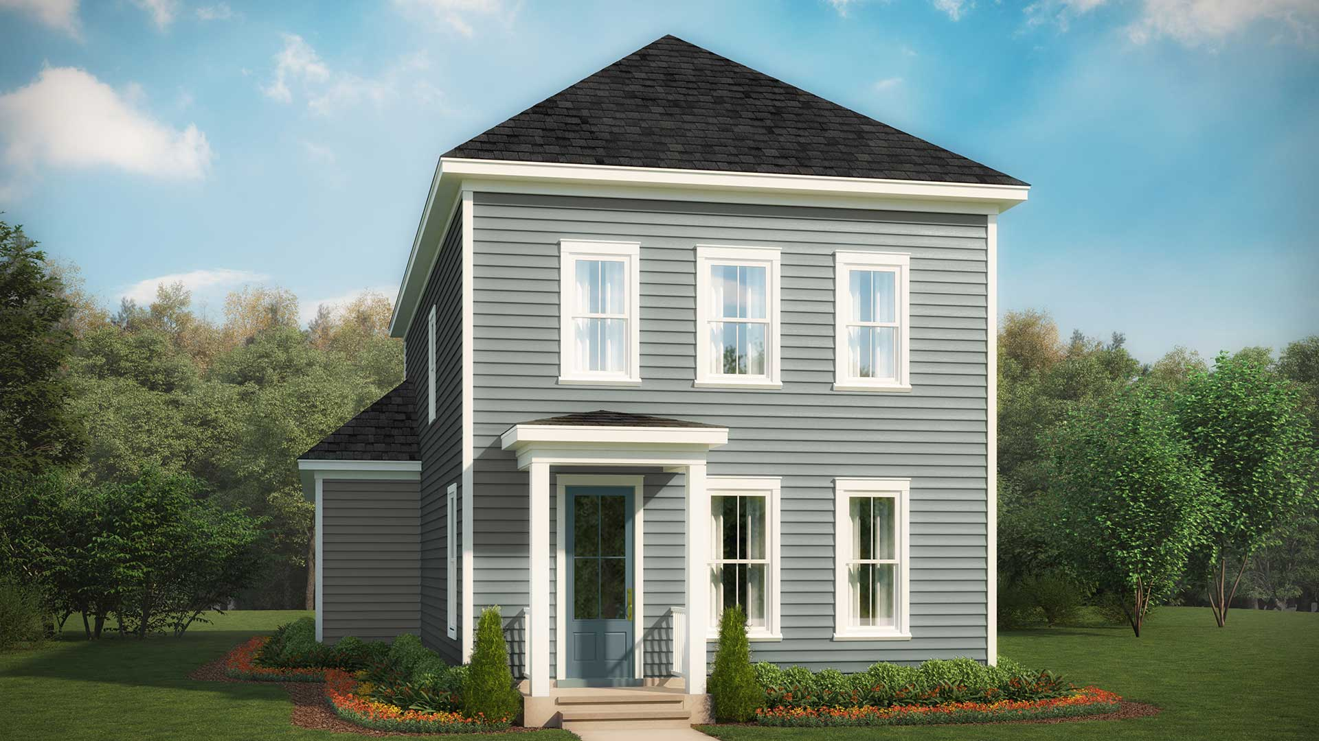 Mayfield Plan by Stanley Martin Homes, New Homes in South Carolina