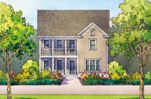 140 Dark Hollow Way | Keeneland Plan by Dan Ryan Builders, New Homes in Summerville