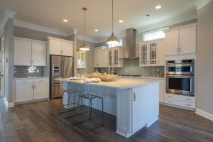 Keeneland Plan a Dan Ryan Builders Kitchen View in Summerville, SC