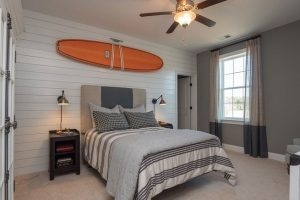 Keeneland Plan a Dan Ryan Builders Kids Bedroom View in Summerville, SC