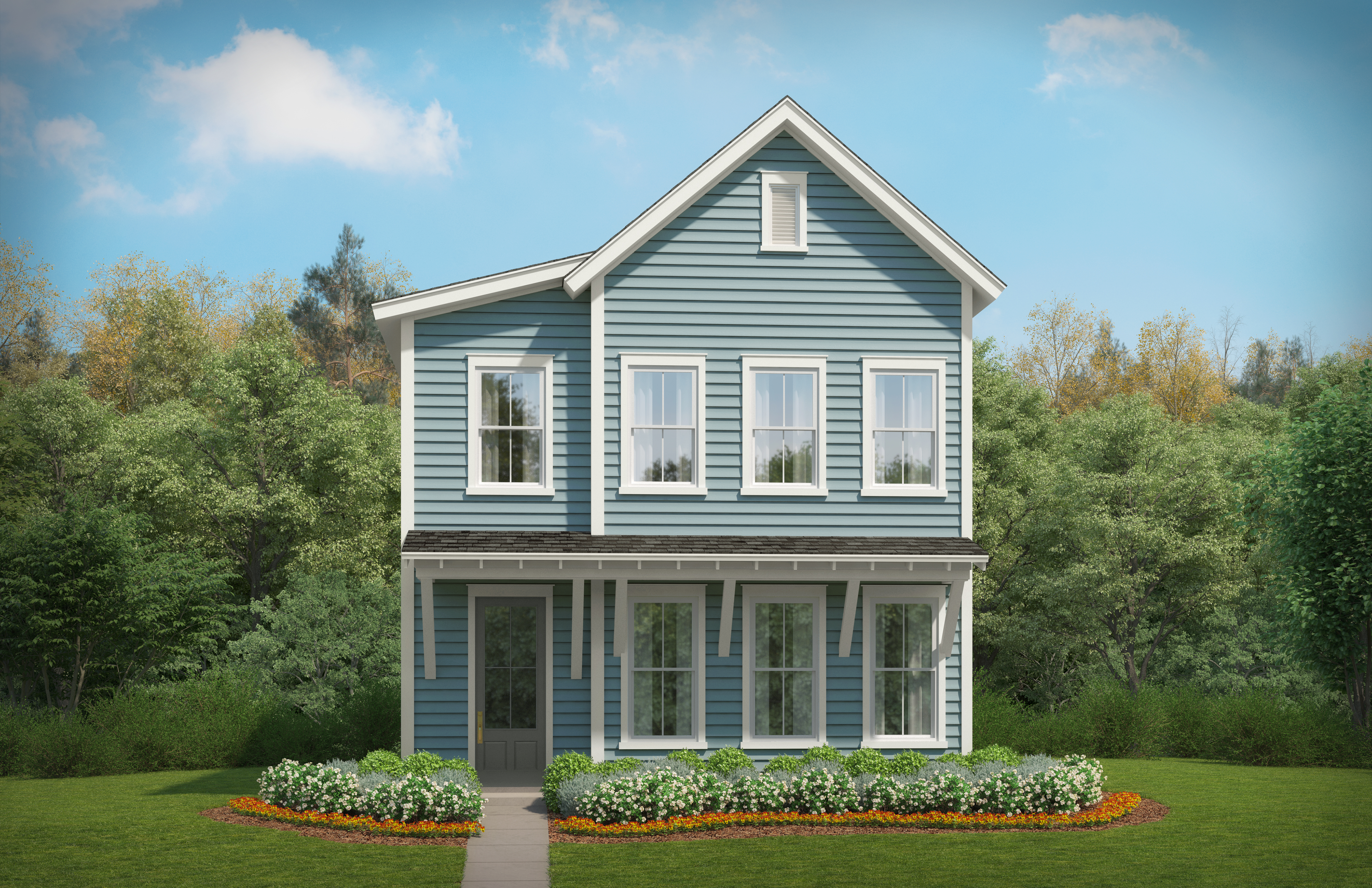 Buist Plan by Stanley Martin Homes, New Homes in South Carolina