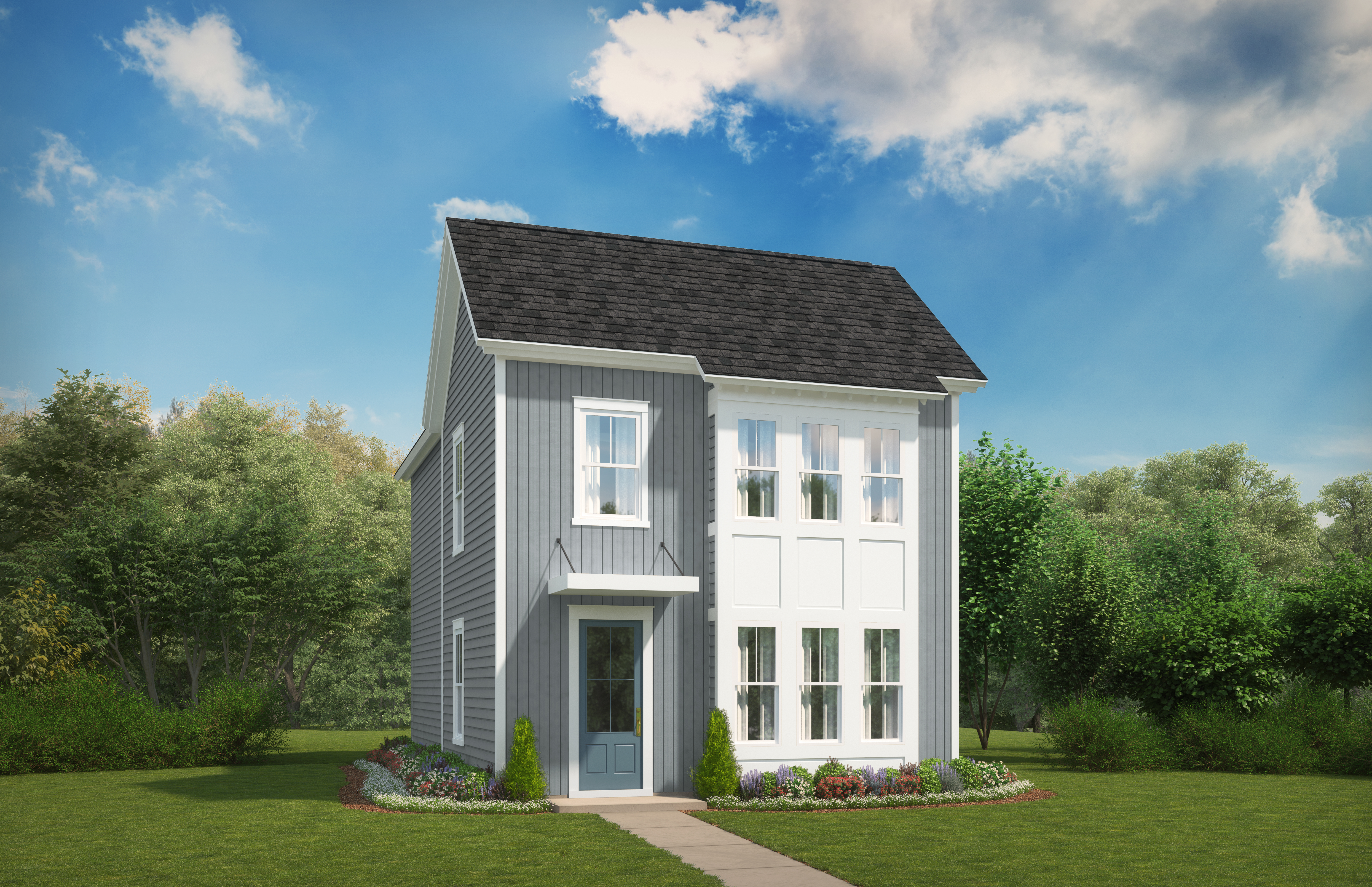 Hampton Plan by Stanley Martin Homes, New Homes in South Carolina