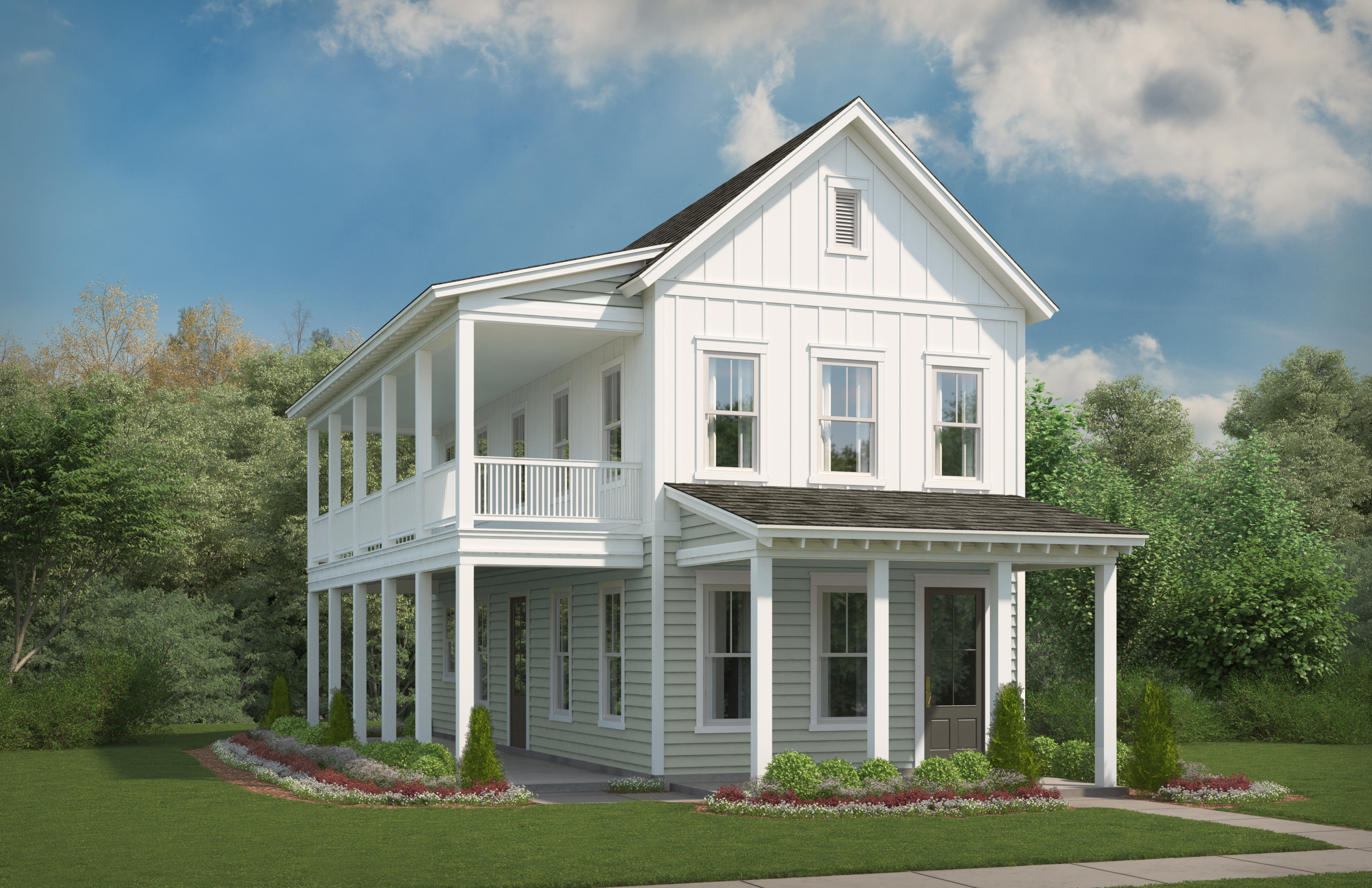 Jasmine Plan by Stanley Martin Homes, New Homes in South Carolina
