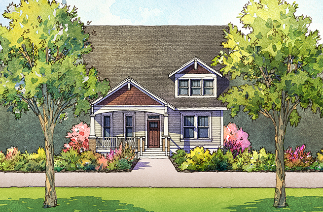 Camelia Floor Plan - New Homes for Sale in Summerville, SC 13