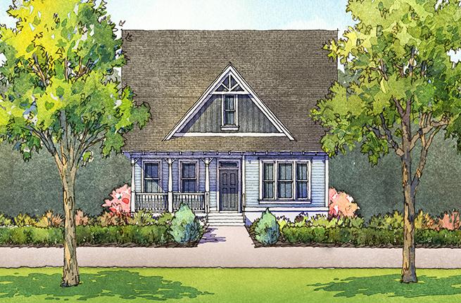 Camelia Floor Plan - New Homes for Sale in Summerville, SC 14