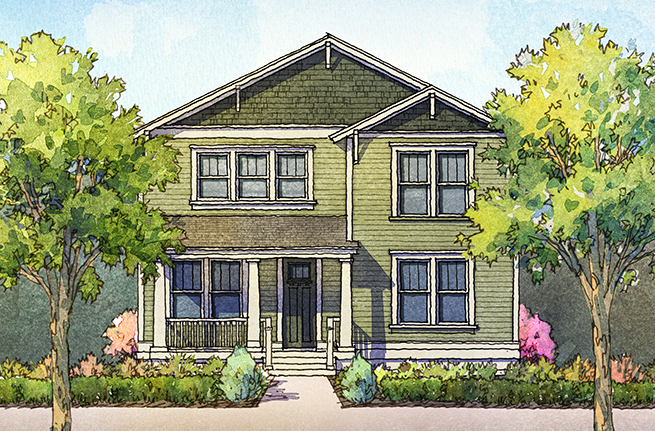 Tea Olive Plan by Sabal Homes, New Homes in Summerville