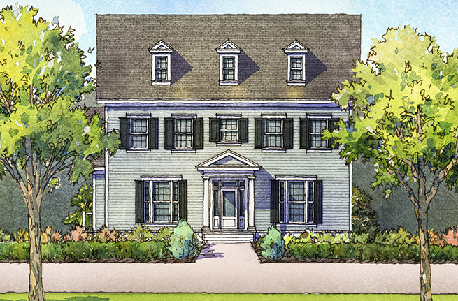 252 Summers Drive | Quick Move-in Homes in Summerville, SC