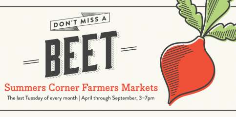 Next Farmers Market: June 27