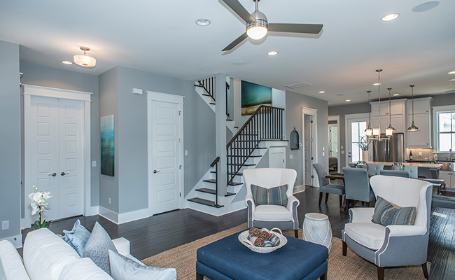 237 Bumble Way a FrontDoor Communities Living Room View in Summerville, South Carolina
