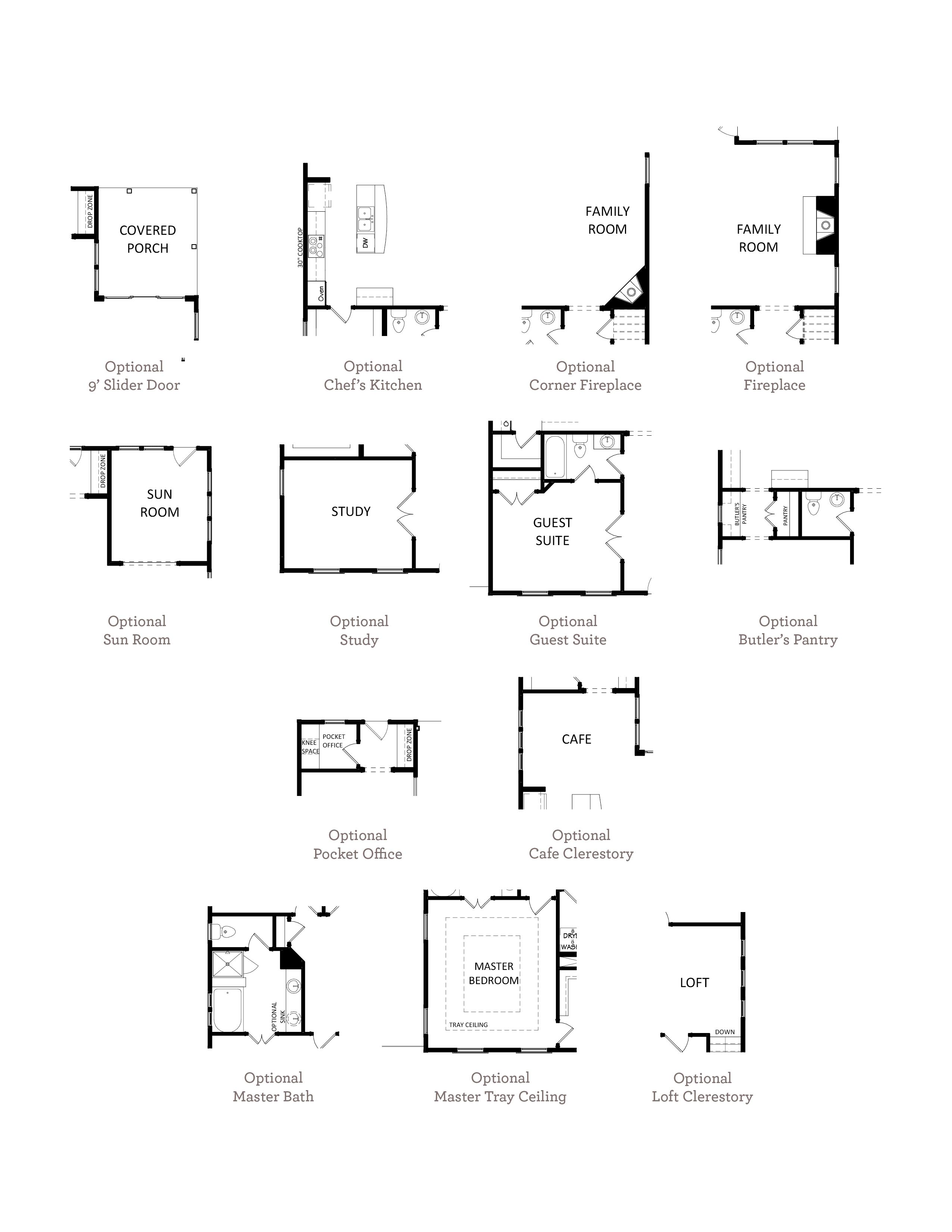 Hayward Plan a FrontDoor Communities Options Floor Plan in Summerville, SC
