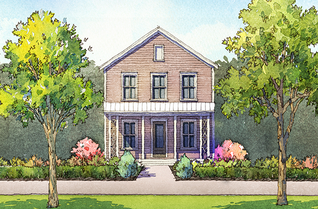 Ellis Plan by Sabal Homes, New Homes in Summerville