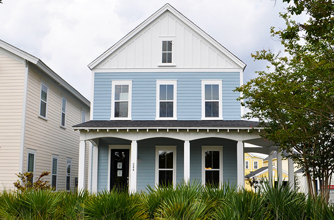 244 Summers Drive | Honeysuckle Plan by Saussy Burbank, New Homes in Summerville
