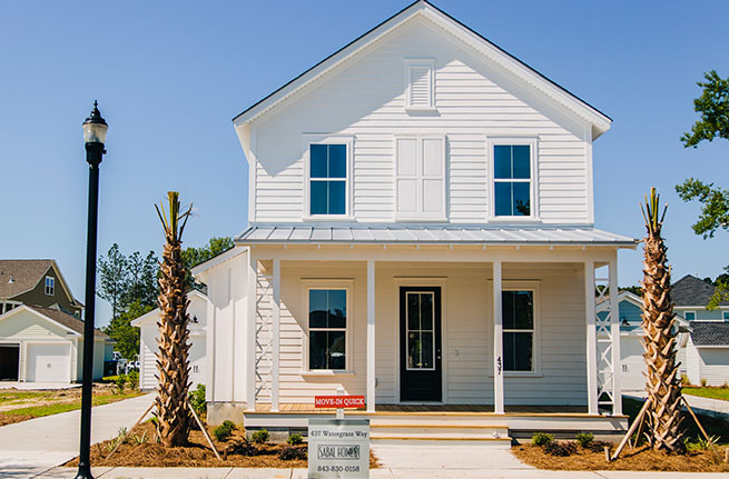 437 Watergrass Way | Ellis Plan by Sabal Homes, New Homes in South Carolina