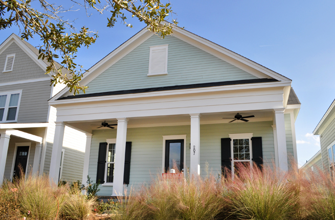 207 Gnarly Oak Lane | Broadleaf Plan by Saussy Burbank, New Homes in Summerville