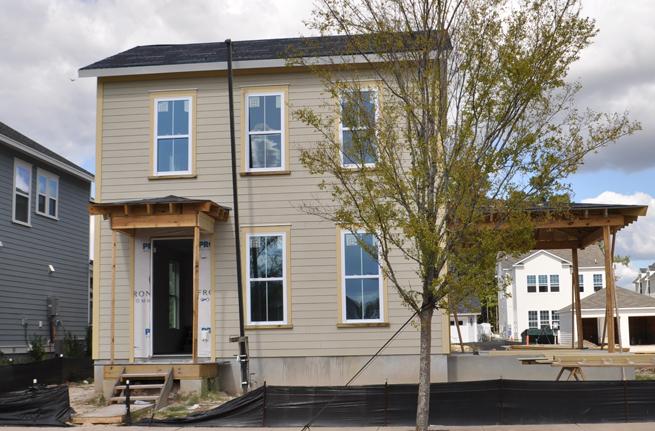 416 Watergrass Way | Daisy Plan by FrontDoor Communities, New Homes in Summerville