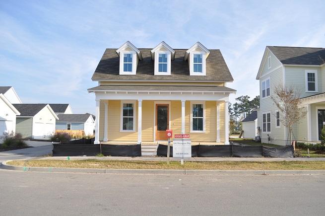 436 Watergrass Way | Cottonwood Plan by FrontDoor Communities, New Homes in Summerville