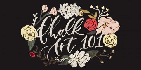 Chalk Art 101 | October 15, 1 pm