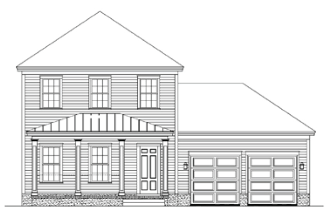 Maywood Plan by Dan Ryan Builders, New Homes in South Carolina