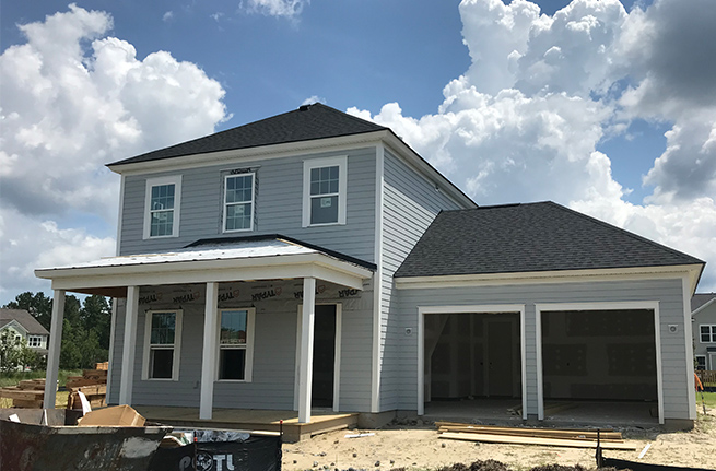 507 Ladybug Lane | Maywood Plan by Dan Ryan Builders, New Homes in South Carolina