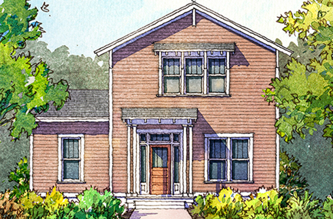 350 Summers Drive   Magnolia Plan by Stanley Martin Homes, New Homes in Summerville