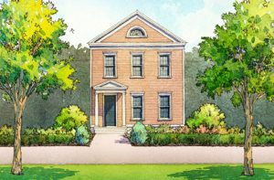 504 Woodgate Way | Conifer Plan by Saussy Burbank, New Homes in South Carolina