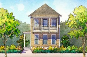 500 Woodgate Way | Lily Plan by Saussy Burbank, New Homes in South Carolina