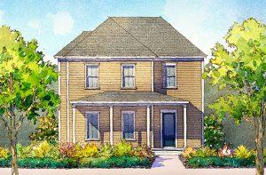 159 Dark Hollow Way | Acorn Plan by Saussy Burbank, New Homes in South Carolina