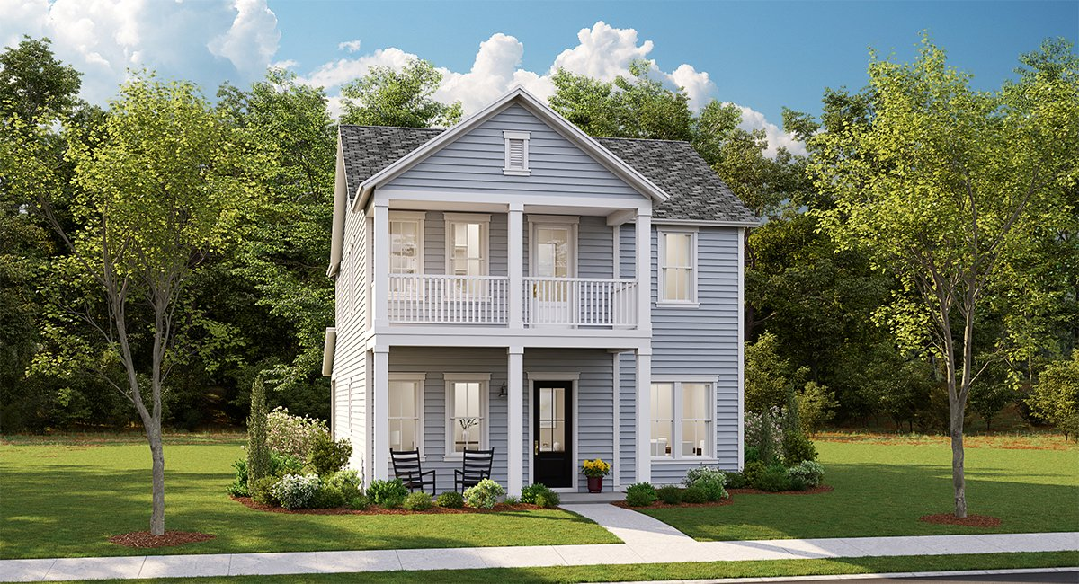 Ashley – The Village by Lennar, New Homes in South Carolina