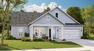Barrett II by Lennar, New Homes in Summerville