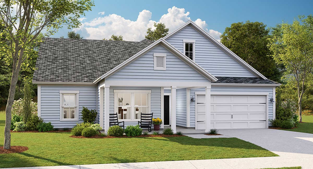 Barrett II by Lennar, New Homes in South Carolina